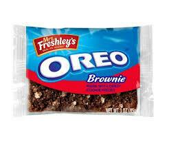 Galletas Mrs Freshley's Oreo Brownie Cookie Pieces 85gr