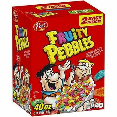 Fruity Pebbles Cereal 1.13Kg  2Pack