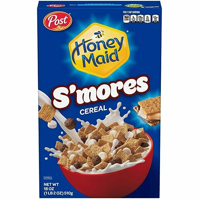 Honey Maid Cereal Smores 510gr