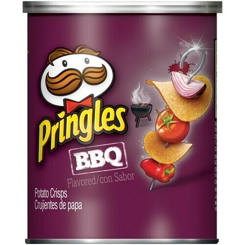 Pringles Barbacoa BBQ 40gr