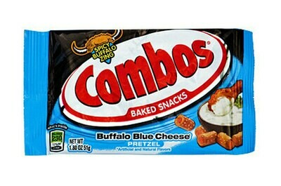 Combos Buffalo Blue Cheese 51gr  2Pack