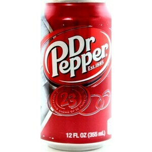 Dr. Pepper 355ml