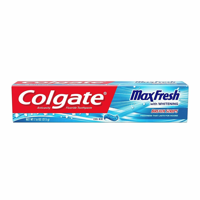 Pasta Dental Colgate Max Fresh 215gr