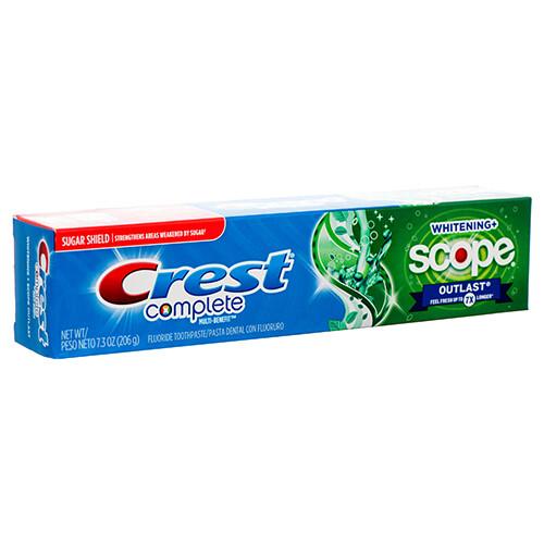 Pasta Dental Crest Complete Scope 206gr