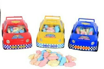 Kidsmania Sweet Racer Candy 12gr  3Pack
