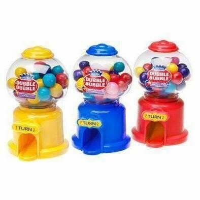 Kidsmania Gumball Dispenser Assorted Fruit 40gr