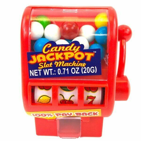 Kidsmania Jackpot Slot Machine Candy 20gr