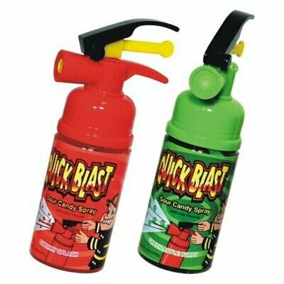 Kidsmania Quick Blast Sour Candy Spray 58gr