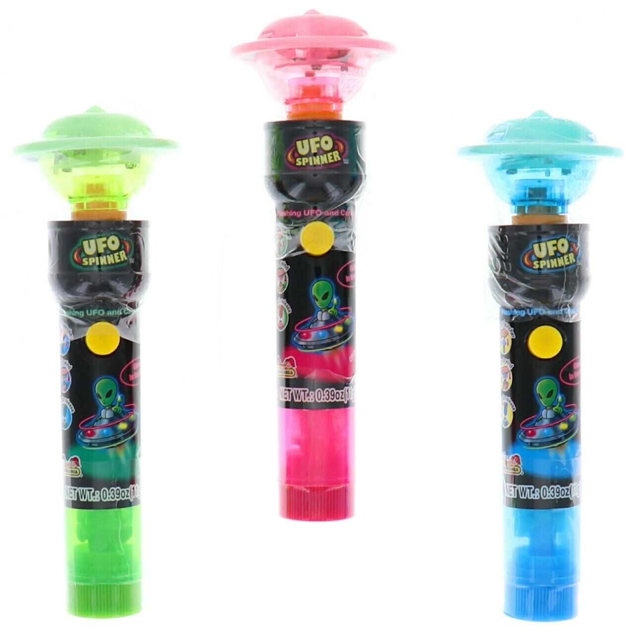 Kids UFO Spinner Candy 11gr