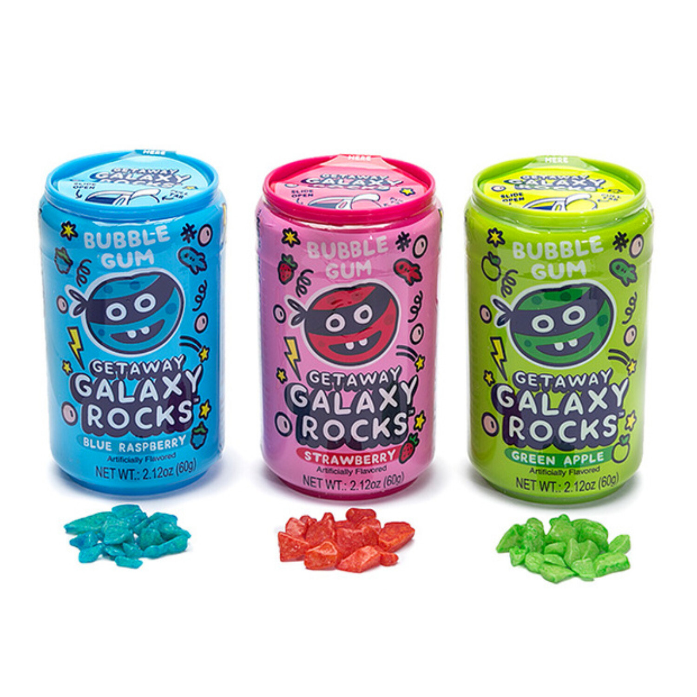 Kidsmania Galaxy Rocks Sweet Bandit 60gr