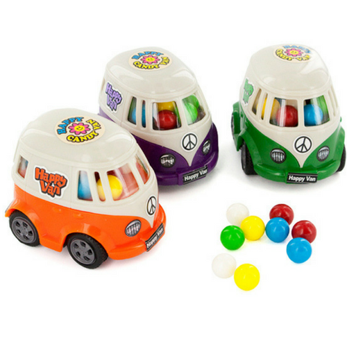 Kidsmania Happy Candy Van 15gr