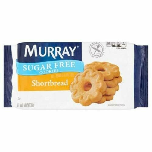 Murray Sugar Galletas Sin Azucar 218gr