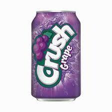 Crush Uva 355ml
