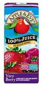 Jugo de Manzana - Apple Juice Very Berry 200ml