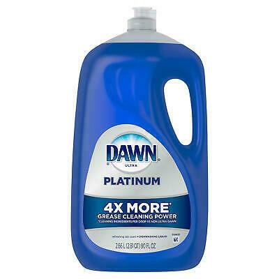 Lavaplatos Liquido Dawn Ultra Platinum 2.66L