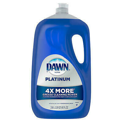 Lavaplatos Liquido Dawn Ultra Platinum 2.66L