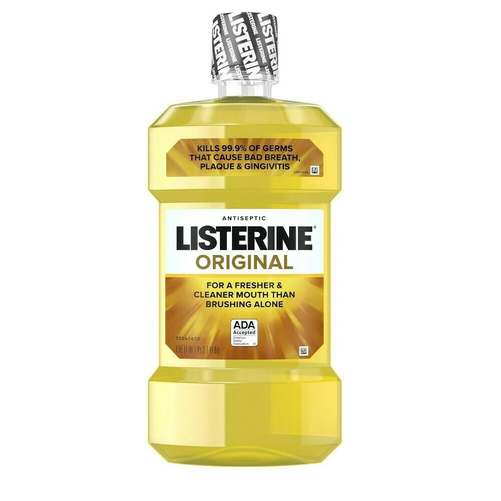 Listerine Original 1.5L