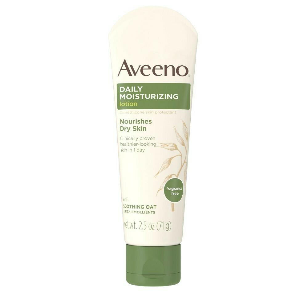 Crema Aveeno Hidratacion Diaria 71gr (2.5oz)