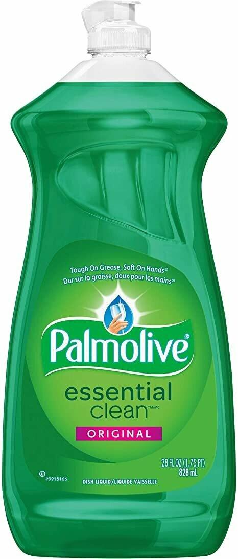 Lavaplatos Liquido Palmolive Essential Clean Original 739ml