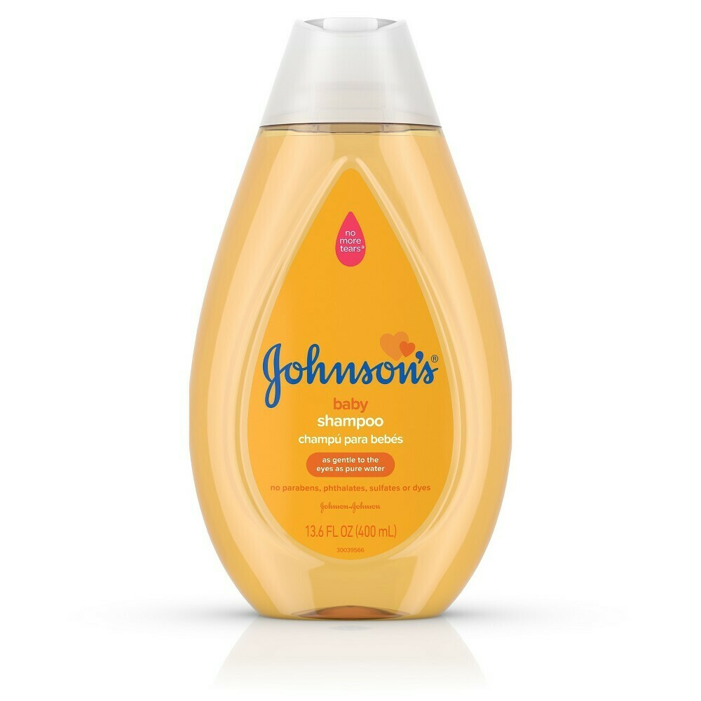 Johnson's Baby Shampoo 400ml