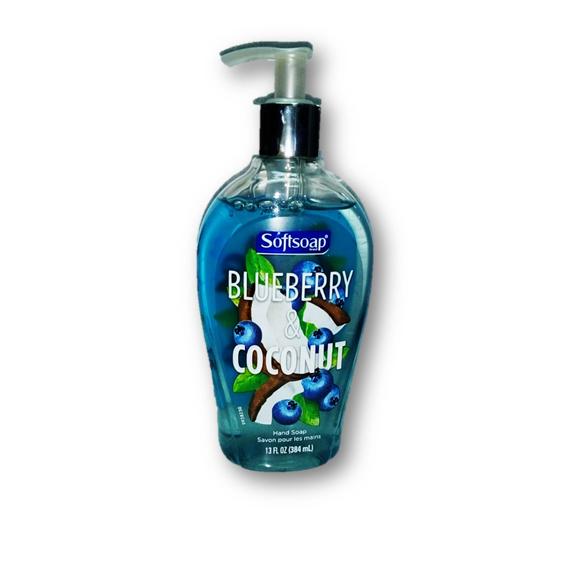 Jabon Liquido Soft Soap Blueberry & Coconut 384ml