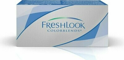 Lentes de Contacto Freshlook Colorblends Honey Negativo -0.00