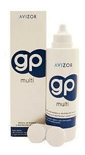 Liquido para Lentes de Contacto Multi GP 240ml