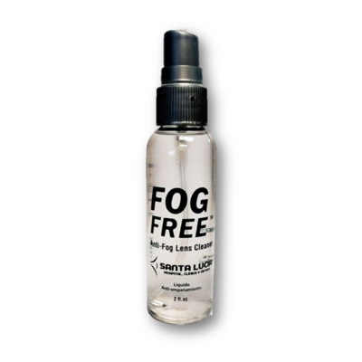 Liquido Anti-Empañante Anti-Fog Spray Santa Lucia 2oz