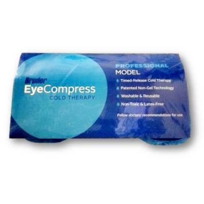 Compresa Ocular Bruder Cold Therapy 1 Unidad
