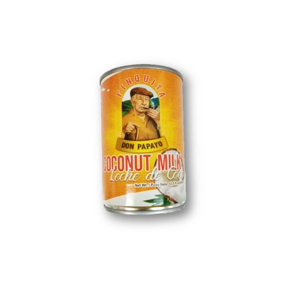 Leche de Coco Don Papayo 400ml (13.5oz)