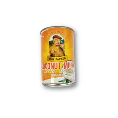 Leche de Coco Don Papayo 400ml (13.5oz)