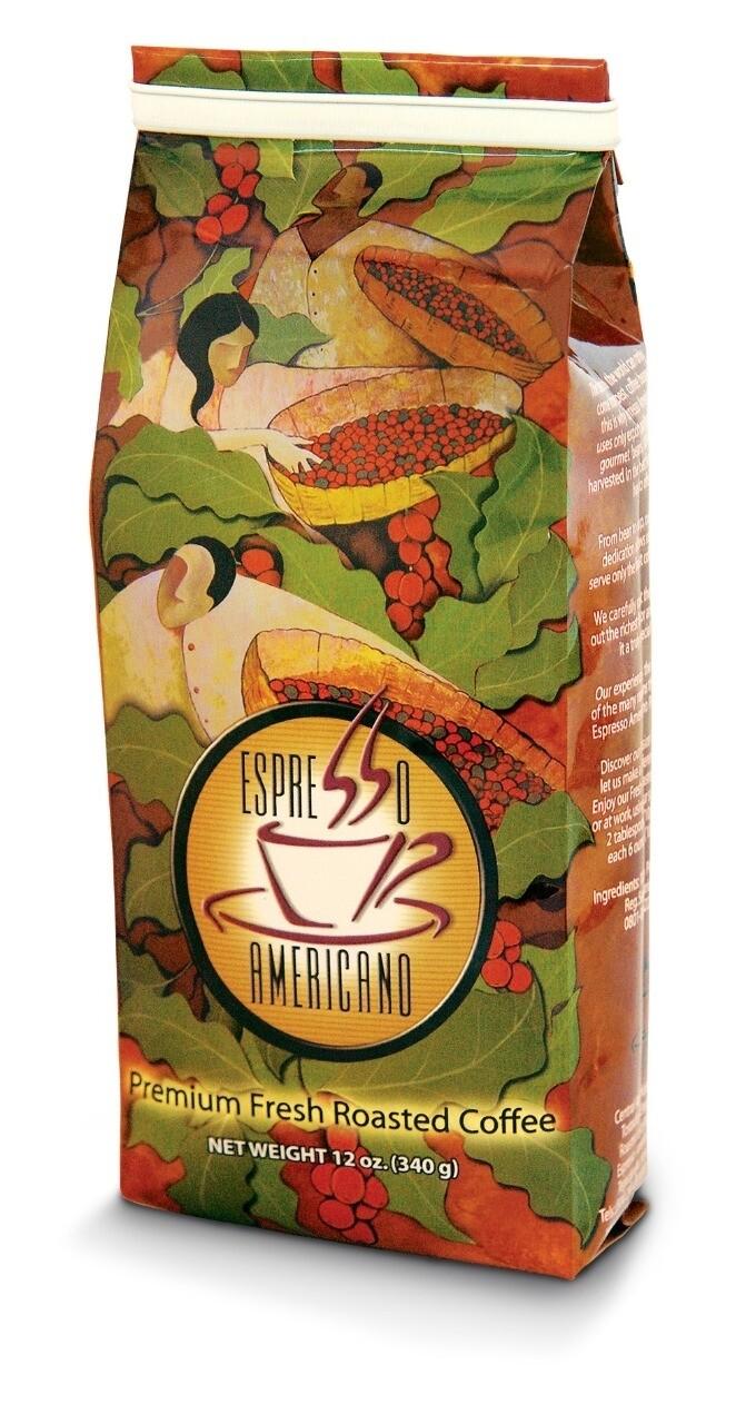 Cafe Tostado Fresco Espresso Americano 12oz