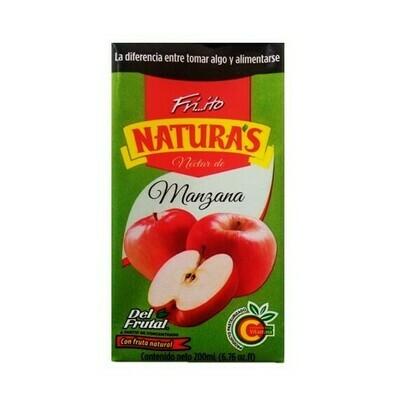 Jugo Minifriito Naturas Del Frutal Manzana 200ml