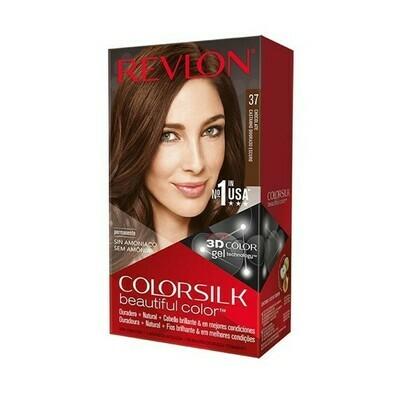 Tinte de Pelo Revlon Colorsilk Chocolate 37