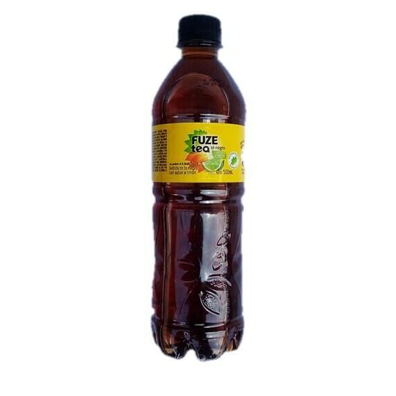 Te Fuze Tea Botella 0.5L