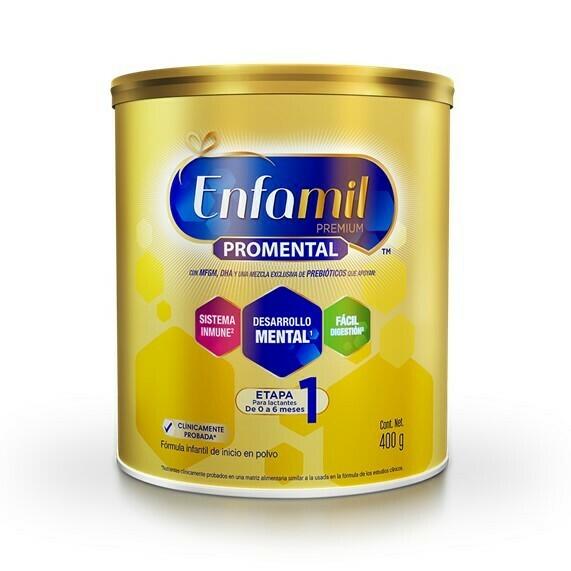Formula para Bebe Enfamil Premium Etapa 1 400gr