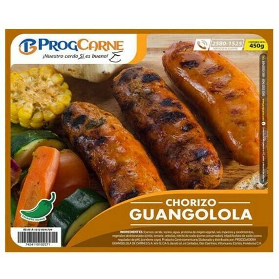 Chorizo de Cerdo Guangolola 450gr