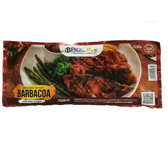 Carne de Cerdo para Asar Sabor Barbacoa 1135gr