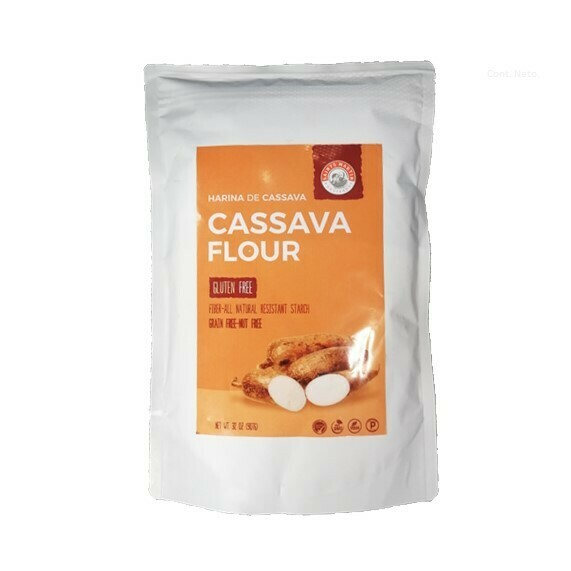 Harina de Cassava Saints Martin 32oz