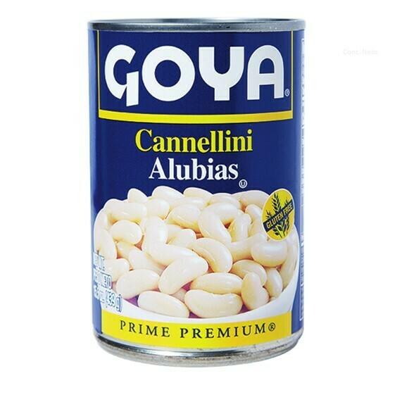 Alubias (Cannelline) Goya en Grano 14oz