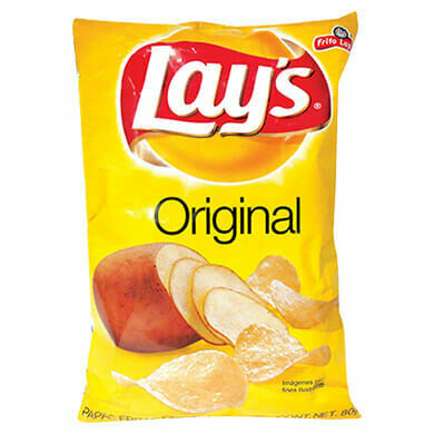 Frito Lay´s Classic Potato Chip 184.3 Gramos