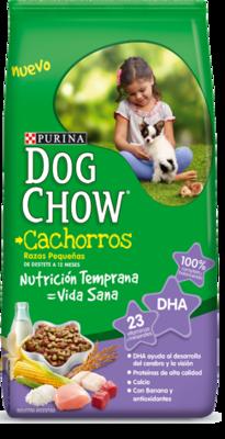 Dog Chow Cachorro Raza Pequeña 20kg (44.1lb)