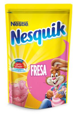 Nesquik Fresa en polvo Bolsa 357gr