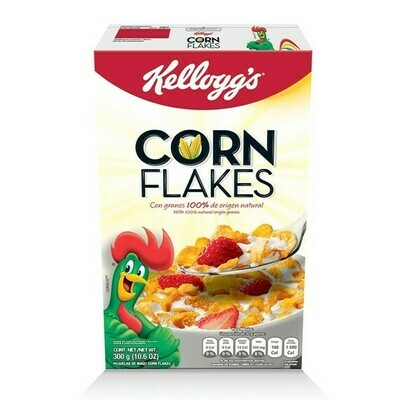 Kelloggs Cereal Corn Flakes 300gr