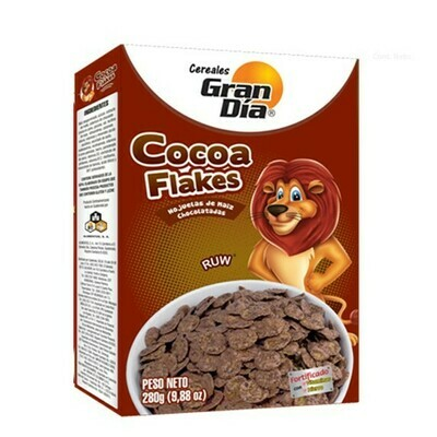 Cereal Gran Dia Cocoa Flakes 280G