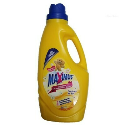 Suavizante Maxi Caricias 1.9L