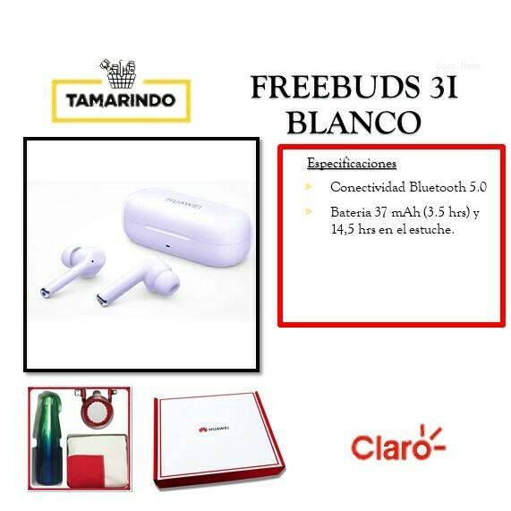 FREEBUDS 3I Blanco