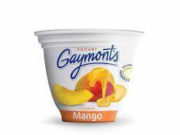yogurt - Gaymonts de Mango 125 gr