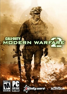 Call of Duty: Modern Warfare 2 Steam CD Key