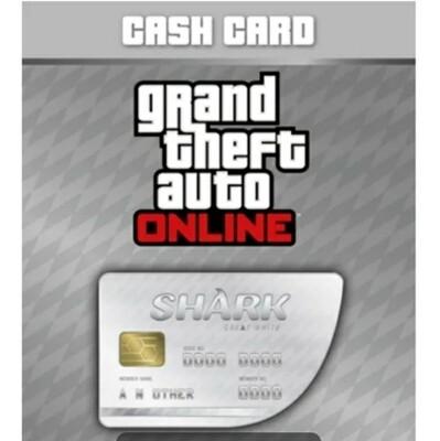 GTA cash card $1,250,000